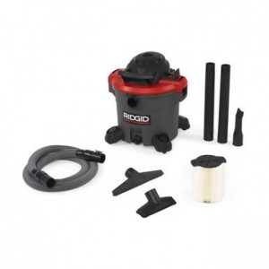 Ridgid 50323 12 Gallon Wet/Dry Vac
