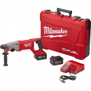 "Milwaukee 2713 M18 FUEL™ 1"" SDS Plus D-Handle Rotary Hammer Kit"