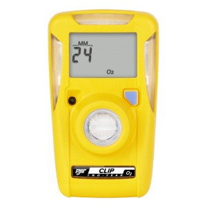Honeywell BWC2-X CLIP O2 SINGLE GAS DETECTOR