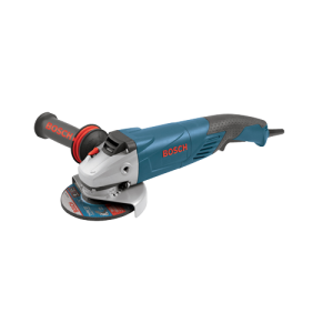 "Bosch 1821D 5"" Rat Tail Grinder with No Lock-On Switch"