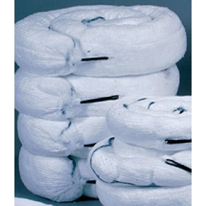 "CEP-B810 Oil Only Absorbent Sorbent Booms (Polypropylene), 8"" x 10', 4/cs"
