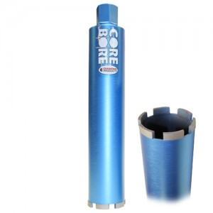 Wet Core Bits, Blue Star Series