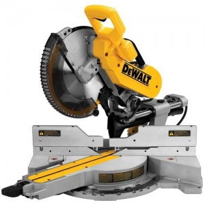 DEWALT DWS782 12-Inch Slide Compound Miter Saw