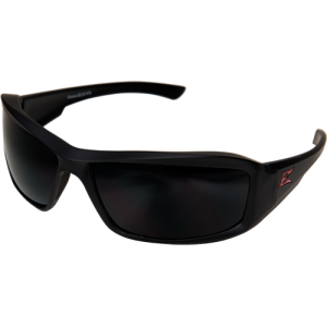 Edge TXB236 Brazeau Designer Black Polarized Safety Glasses