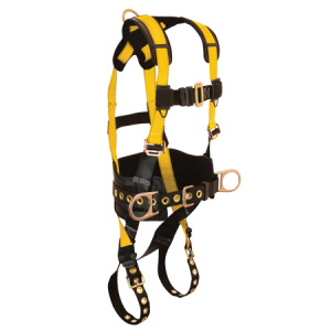 FallTech 7035  Jobsite Fall Safety Harness Kit