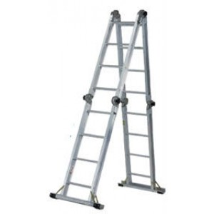 Featherlite 3316 Aluminum Articulating Ladder