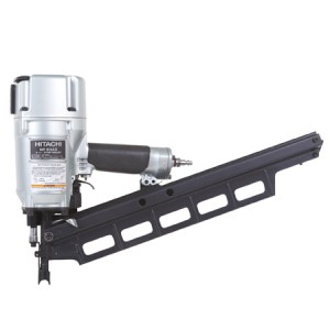 "Hitachi NR83A3 3-1/4"" Plastic Collated Framing Nailer"