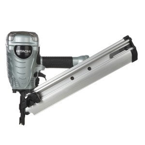 "Hitachi HNR90AD 3-1/2"" Paper Collated Framing Nailer"