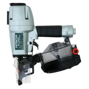 "Hitachi NV65AH 2-1/2"" Coil Siding Nailer"
