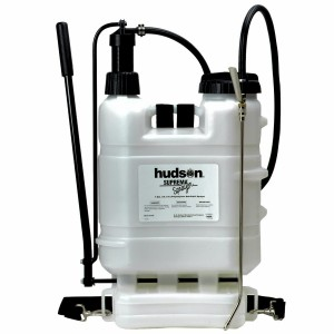 Hudson 63184 Suprema Back-Pack 4 Gallon Sprayer Poly