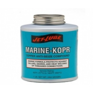 Jet Lube 09704 16oz Copper Anti Seize