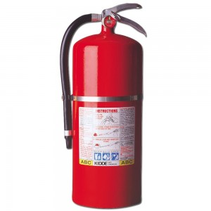 Kidde Pro Plus 20 Multi Purpose Fire Extinguisher