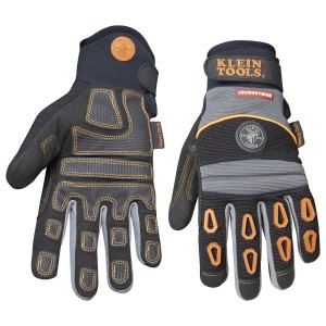 Klein 40040 Journeyman Pro Heavy-Duty Protection Gloves - XL