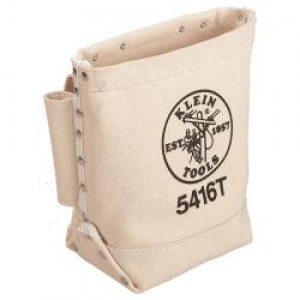 Klein Bull-Pin and Bolt Bag  Canvas with Tunnel Loop 5416T