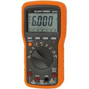 Electrician's MM1300 HVAC Multimeter