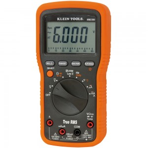 Electrician's MM2300 HVAC TRMS Multimeter