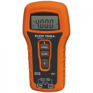 Auto Ranging MM500 Multimeter