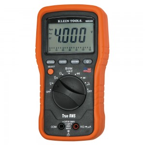 Electrician's MM5000 TRMS Multimeter