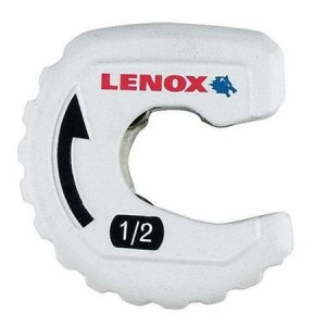 "Lenox 14830TS12 TUBING CUTTER 1/2"" TIGHT SPACE"