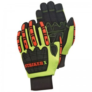 DayBreaker Hi-vis Striker Impact Gloves