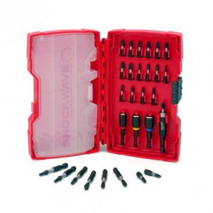Milwaukee 48-32-4401 29-Piece Shockwave Impact Driver Bit Set