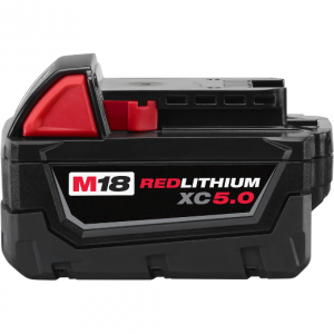 Milwaukee 48-11-1850 M18 REDLITHIUM™ XC5.0 Extended Capacity Battery