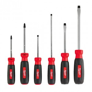 Milwaukee 48-22-2006 6PC Screwdriver Set