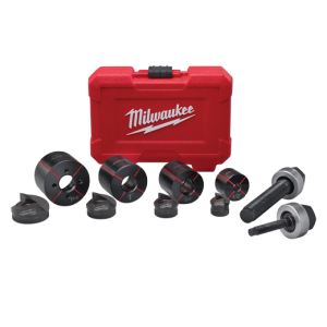 "Milwaukee 49-16-2692 EXACT 1/2"" to 1-1/4"" Knockout Set"
