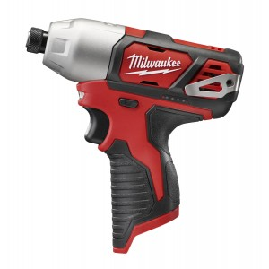 "Milwaukee 2462-20 M12 12v Lithium 1/4"" Hex Impact (Tool Only)"