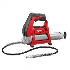 Milwaukee 2446-20 M12 12-Volt Lithium-Ion Cordless Grease Gun (Tool-Only)