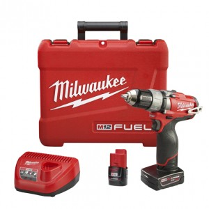 "Milwaukee 2403-22 M12 Fuel Brushless 1/2"" Drive/Driver Kit"