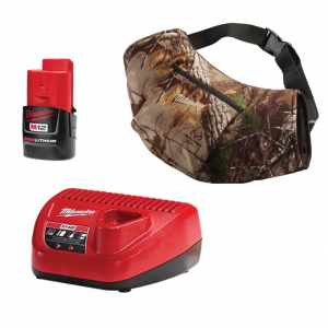 Milwaukee 2321-21 M12 Realtree Xtra Camo Heated Hand Warmer Kit