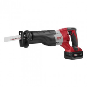Milwaukee 2620-21 18-Volt Sawzall Kit with 1 Battery