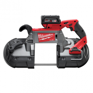 Milwaukee 2729-21 Fuel 18v Lithium Brushless Deep Cut Band saw 1 Battery Kit