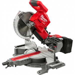 2734-20 Milwaukee Dual Bevel Compound Sliding Miter Saw 10''