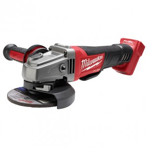 "Milwaukee 2780-20 Fuel 18v Lithium 4'1/2""-5"" Grinder, Paddle Switch (Bare Tool)"