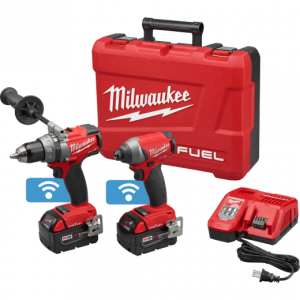 Milwaukee 2796-22 M18 FUEL 2-Tool Combo Kit with ONE-KEY™