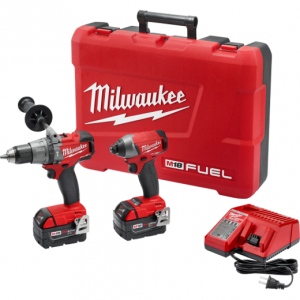 Milwaukee 2897-22 Fuel 2pc 18v 5.0 Kit