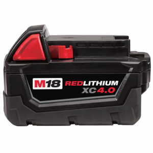 Milwaukee 48-11-1840 M18  4.0 XC 18V Battery