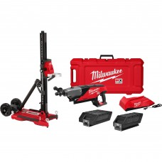 Milwaukee MMXF301-2CXS MX Fuel Core Drill W/ Stand