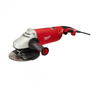 "Milwaukee 6088-30 15 Amp 7""/9"" Large Angle Grinder w/ Lock-on"