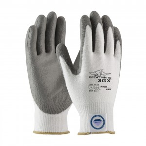 PIP 19-D322 Great White Cut Gloves DZ/Pair