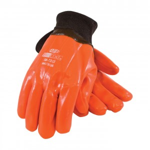 PIP 58-7303 Insulated PVC Dipped Glove with Knitwrist (Dozen)