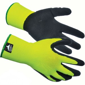 PortWest Hi-Vis Grip Glove (Dozen)