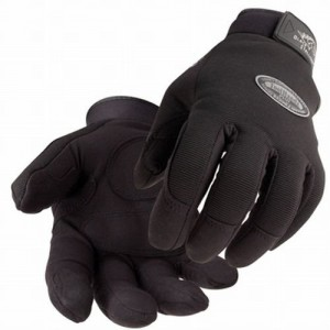 Black Stallion 99PLUS-BLK Tool Handz PLUS Mechanic Gloves
