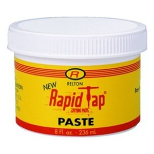 Relton 08Z-NRTP Rapid Tap Paste 8 oz Jar