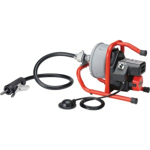 "Ridgid 71722 K-40G Drain Cleaner with C-131 5/16""Cable"