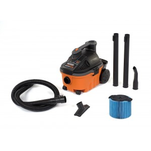 Ridgid 31653 WD4070 4 Gallon Portable Vac.