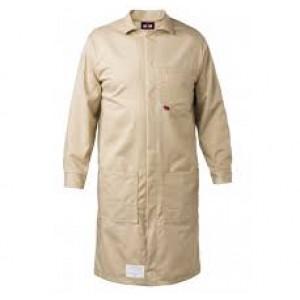 Saf-Tech LAB16 9 OZ INDURA LAB COAT