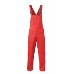 Saf-Tech BO16 9oz 100% Cotton Indura Unlined Bib Overall